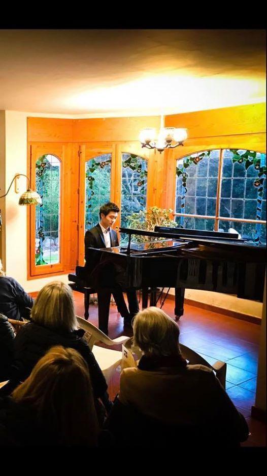 Xiaolu Zang - Debussy Ravel Liszt