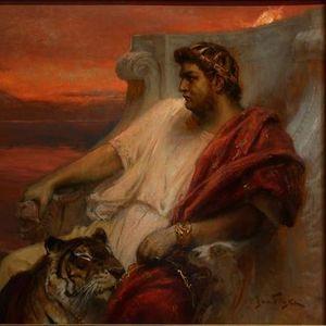 Passeggiata nella storia Nerone le follie di un imperatore 279 ore 11