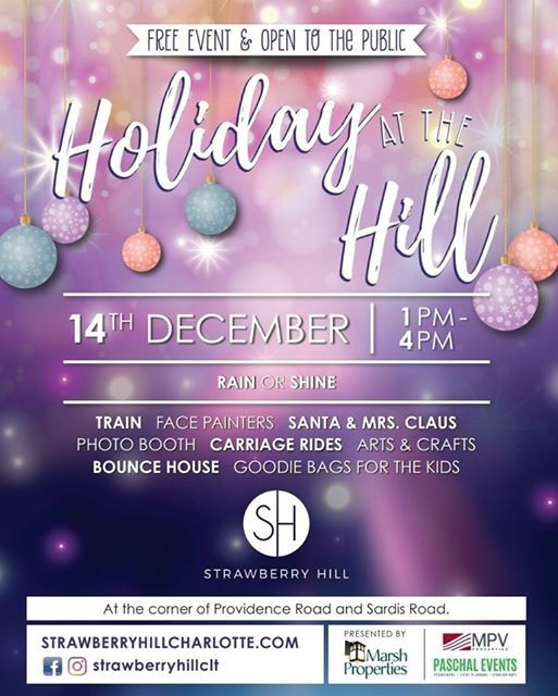 Holiday at the Hill
