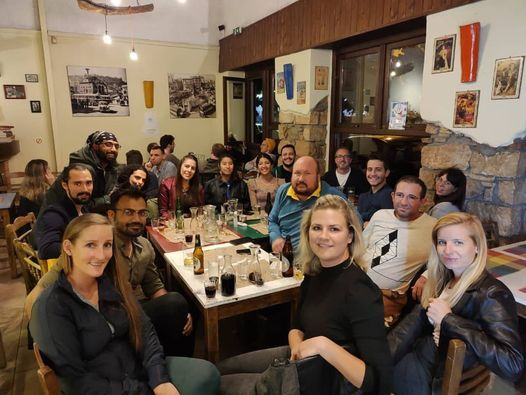 Athens BlaBla Language Exchange (OnLine - Every Wednesday), 27 January | Event in Athens | AllEvents.in