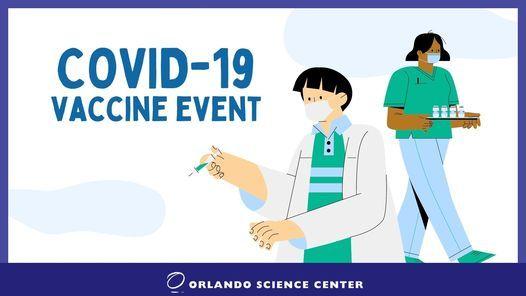 Vaccine Event at Orlando Science Center, 16 October   Event in Orlando   AllEvents.in