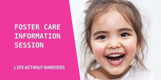 Foster Care Information Webinar - Hunter / New England NSW, 3 November | Online Event | AllEvents.in