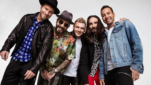 Backstreet Boys  Buenos Aires