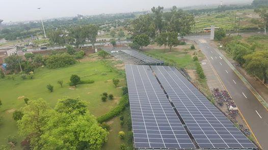Solar Panel Installation Training at Defence Raya Golf