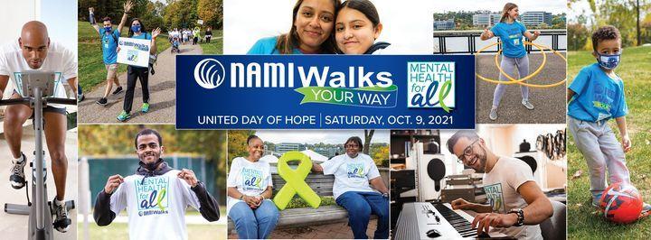 NAMIWalks Your Way, 9 October   Event in Fort Lauderdale   AllEvents.in