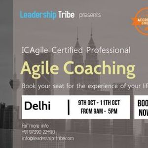 ICAgile Certified Professional Agile Coaching (ICP - ACC)