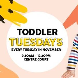 Toddler Tuesdays Ball Play Pit