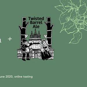 Twisted Barrel online tasting