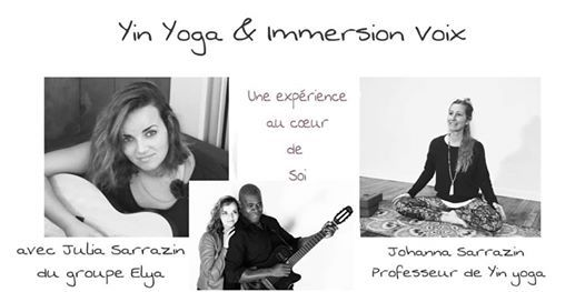 Yin Yoga & Immersion Voix