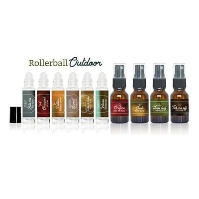 Rollerball Make  Take- Back to School  the Great Outdoors