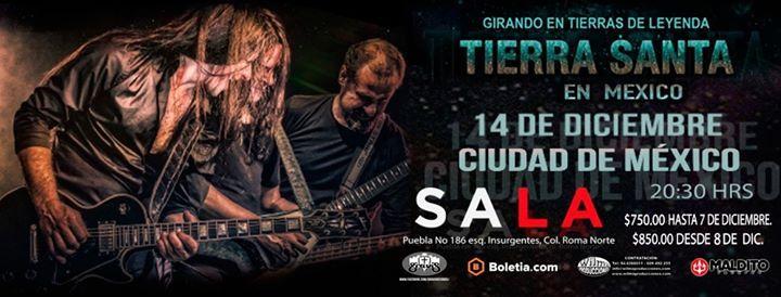 Tierra Santa en CDMX 14 Diciembre 2019