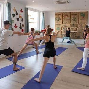 Yoga voor fietsers