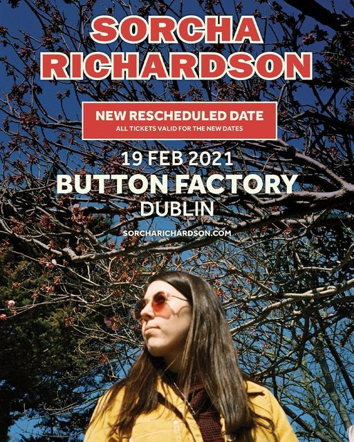 Sorcha Richardson, 19 February | Event in Dublin | AllEvents.in
