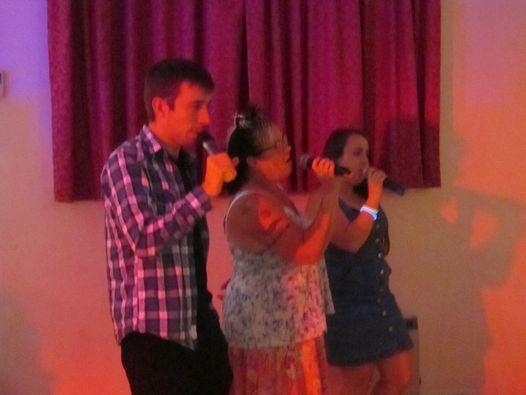 Karaoke at Syleham and Wingfield Sports & Social Club (TBC)