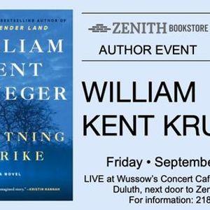 William Kent Krueger Presents Lightning Strike