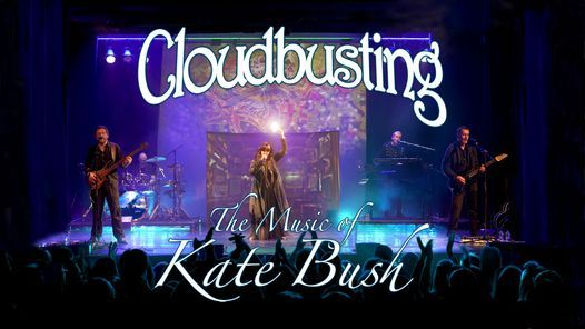Cloudbusting - The Music of Kate Bush at Tramshed | Cardiff, 18 June | Event in Cardiff | AllEvents.in