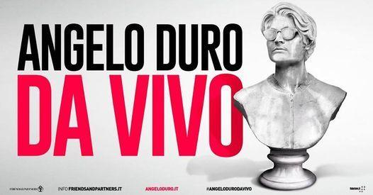 Angelo Duro at Teatro Bellini - Napoli, 11 October   Event in Mugnano Di Napoli   AllEvents.in