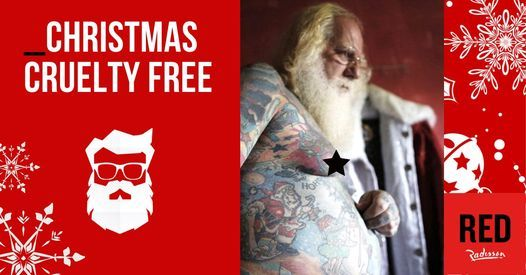 Christmas   Cruelty Free, Radisson RED V&A Waterfront, Cape Town