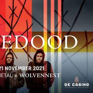 Wiegedood  Wolvennest in De Casino