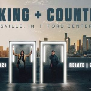 for KING & COUNTRY at Ford Center - Evansville IN