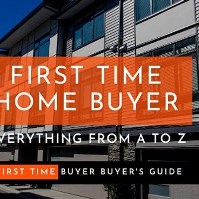 First Time Home Buyer [Webinar]