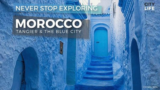 North Morocco 7 - Tangier & The Blue City