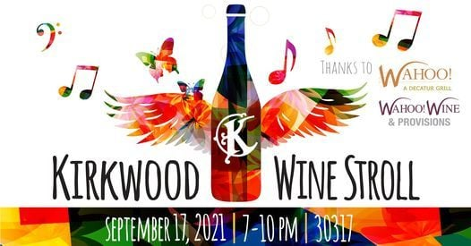 15th Annual Kirkwood Wine Stroll, 17 September | Event in Atlanta | AllEvents.in