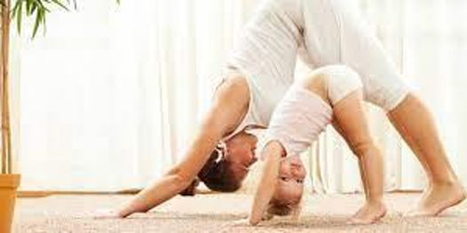 My Mini and Me Yoga Class, 12 August   Event in Little Rock   AllEvents.in