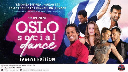 Oslo Social Dance 19.09.2020 - Sagene edition