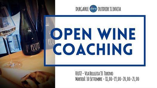 Open Wine Coaching