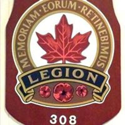 Royal Canadian Legion Br.308 Durham