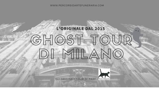 Ghost tour Milano | Event in Milano | AllEvents.in