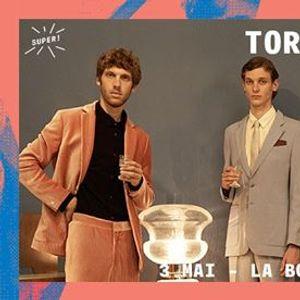 Super   Tora le 3 mai  la Boule Noire