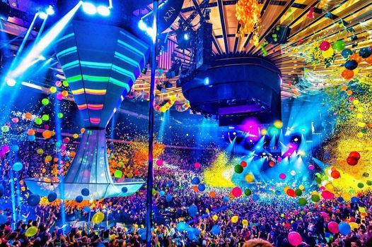 Circus of Light - Warehouse Party / Christchurch, 13 November | Event in Christchurch | AllEvents.in