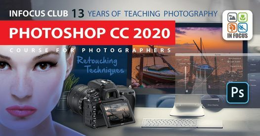 Photoshop 2020 for Photographers I Complete Course | Event in Cairo | AllEvents.in