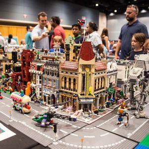 BrickUniverse St. Louis LEGO Expo