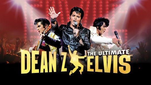 Dean Z - The Ultimate Elvis | Event in Branson | AllEvents.in