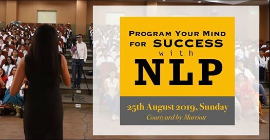Free Seminar - Program Your Mind for Success with NLP
