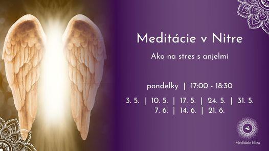 Meditácie v Nitre: Cyklus Ako na stres s anjelmi | Event in Nitra | AllEvents.in