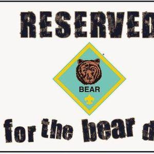 3rd Grade Bear Den Meeting