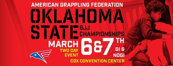 2021 Oklahoma State BJJ Championships, 6 March | Event in Oklahoma City | AllEvents.in