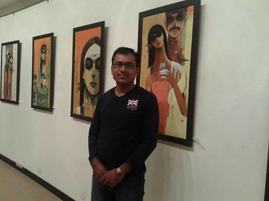 Umesh Charole artist