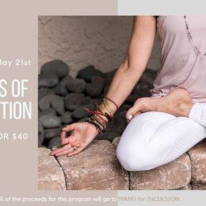 Journey Inward  40 Days of Meditation