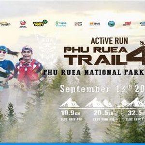 Phu Ruea Trail 4th (2020)
