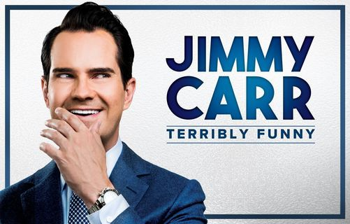 Jimmy Carr: Terribly Funny, 2 May | Event in York | AllEvents.in