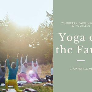 Yoga on the Farm Series