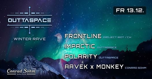 Outtaspace  Winter Rave