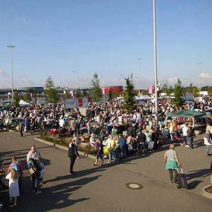 Flohmarkt bei IKEA & LUV in Lbeck