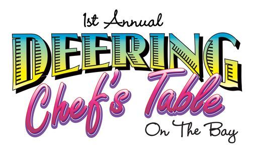 1st annual Chef's Table on the Bay, 22 October | Event in Miami | AllEvents.in