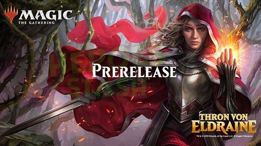 Magic Prerelease - Thron von Eldraine - Freitag Abend